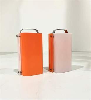 Gio Ponti for Guzzini Polsino Table Lamps, 60s