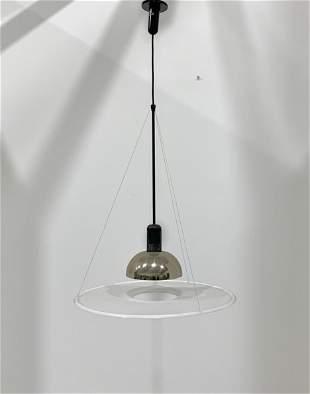 Achille Castiglioni for Flos Frisbi 850 Pendant Lamp,