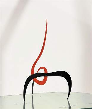 In the Style of Alexander Calder, Scultura, 1970s