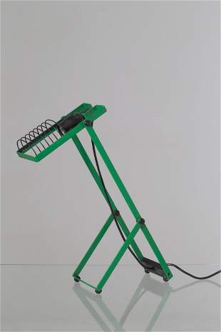 Ernesto Gismondi for Artemide Sintesi Table Lamp