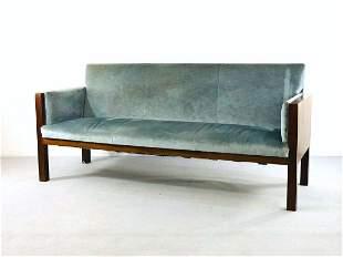 Three-Seater Sofa Attr. to Franco Albini, 1940s