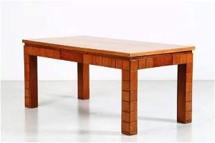 Italian Dining Table by Guglielmo Ulrich