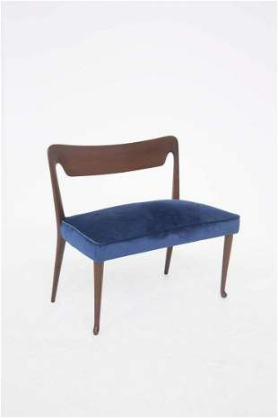 Bench by Gugliemo Ulrich, 1950s.