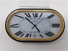 Cartier Quartz Clock