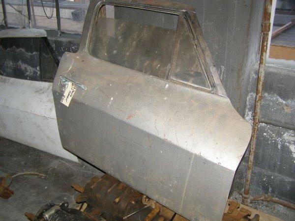 4C: 1963 Chevrolet Corvette door