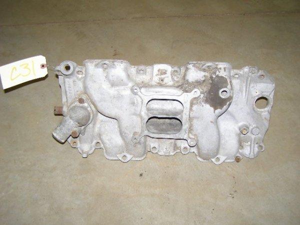 31C: 1965 Chevrolet Corvette Aluminum Intake