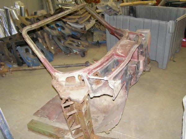 34C: 1966 Chevrolet Corvette Cowel Section