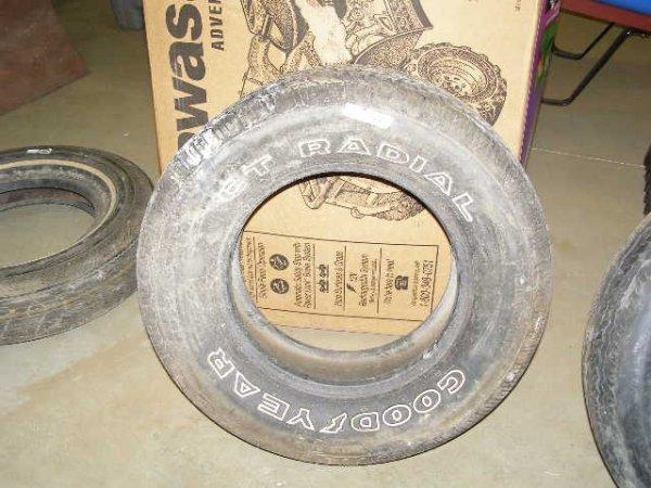 37C: 1978 Chevrolet Corvette Tire
