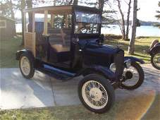 5S: 1925 FORD T Depot Hack