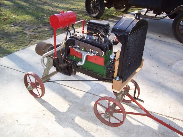 11S: FORD Model T powerunit