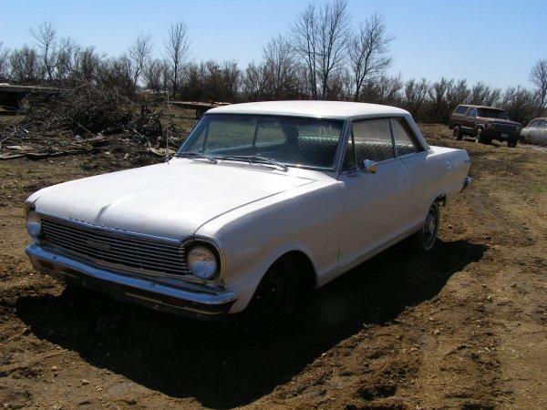 1A: 1965 Chevrolet Nova SS 2dr Hard Top