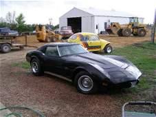 100A: 1975 Chevrolet Corvette