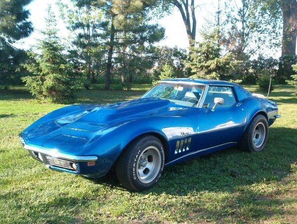 6L: 1969 Chevrolet Corvette StingRay