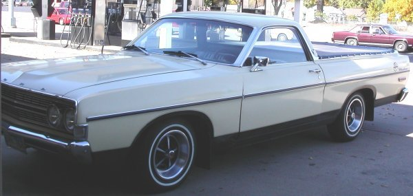 14L: 1968 Ford Ranchero