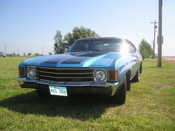 23L: 1972 Chevrolet Chevelle/Malibu