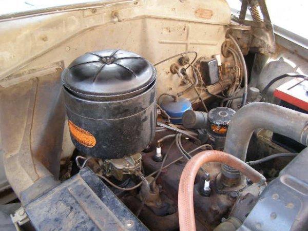 26H: 1951 Plymouth Cranbrook 4dr Sedan - 3