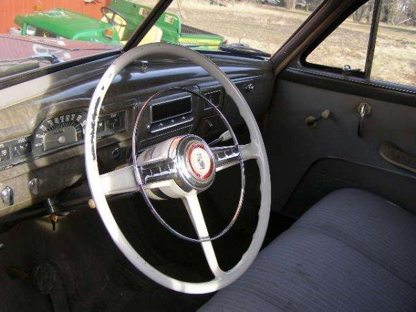 26H: 1951 Plymouth Cranbrook 4dr Sedan - 5