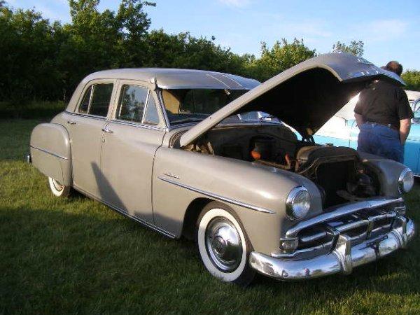 26H: 1951 Plymouth Cranbrook 4dr Sedan - 7