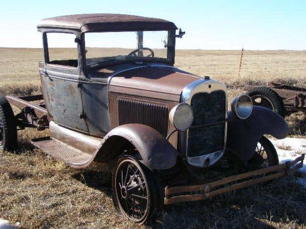 5V: Ford Model A Truck