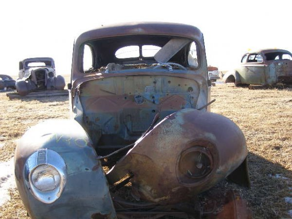 20V: 1940 2dr Sedan