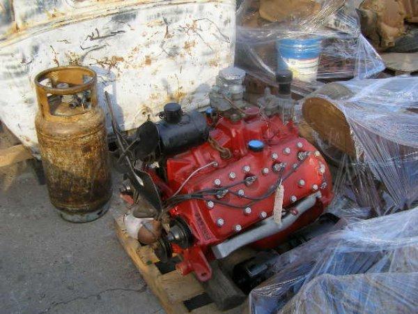 5L: Ford FlatHead Ford V-8 Motor