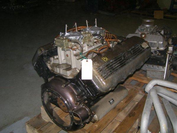"""20L:  Ford 427 Hemi SOHC """"Cammer"""" motor"""
