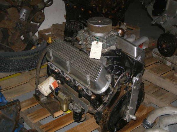"""21L:  Ford Cobra Jet 289 """"K' motor  Cast#:  C5AE6015E"""