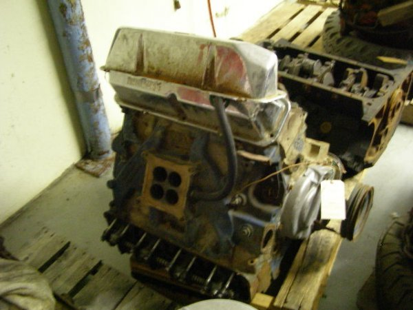 25L: Ford 427 Block