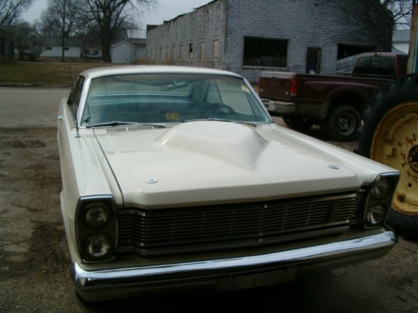 "1A: 1965 Ford Galaxie 2dr HT  427  ""Cammer"" SOHC Motor"