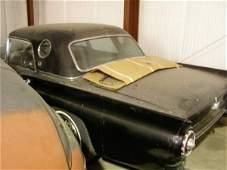 105A: 1957 Ford T-bird Conv.