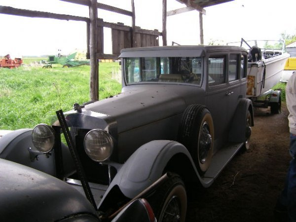 6V: 1928 Dodge 4dr Sedan