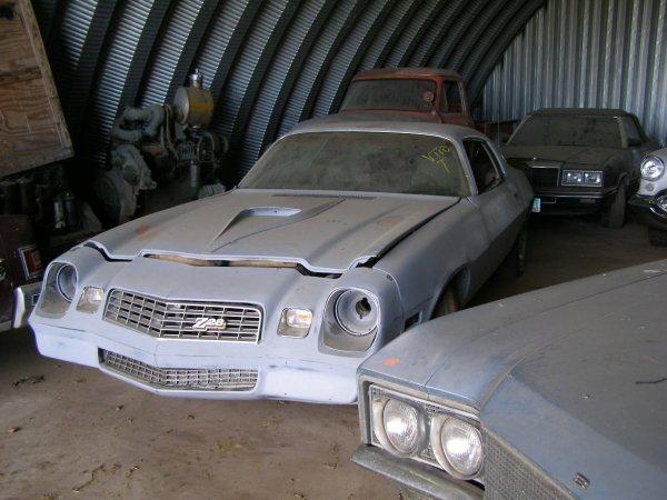 10V: Chevrolet Camaro Z28 project