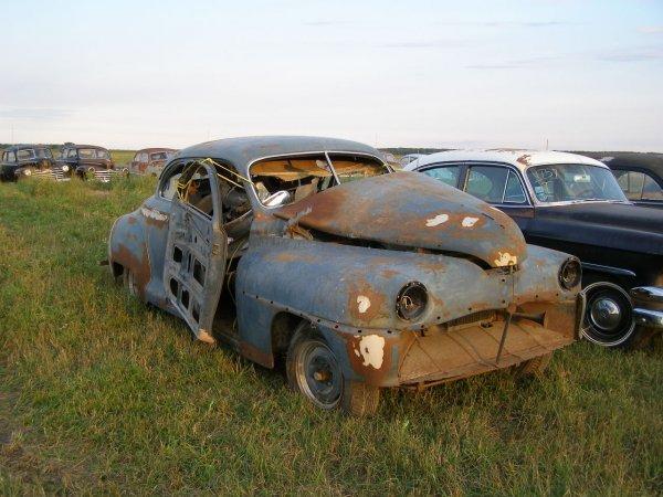 13V: 1947 Desoto 2dr Coupe