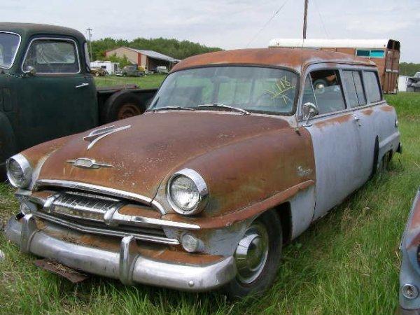 18V: 1954 Plymouth Plaza 2dr Wagon