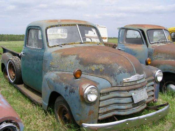 20V: Chevrolet 3/4 ton pickup