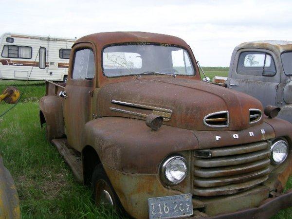 23V: 1949 Ford F-2 Pickup