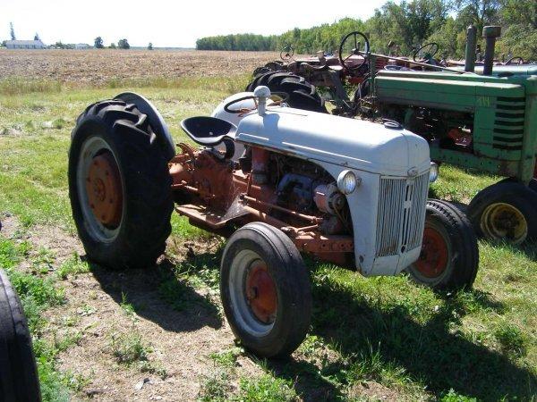 13T: 1946 Ford 2N