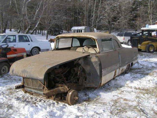 1W: 1955 Packard 400 2dr Hard Top