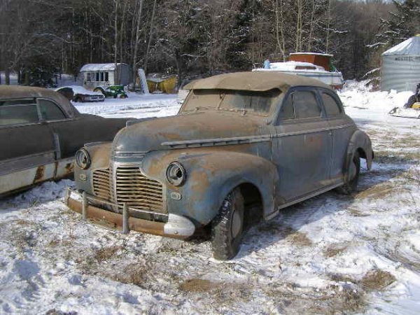 2W: 1941 Chevrolet Master Deluxe 2dr Coupe