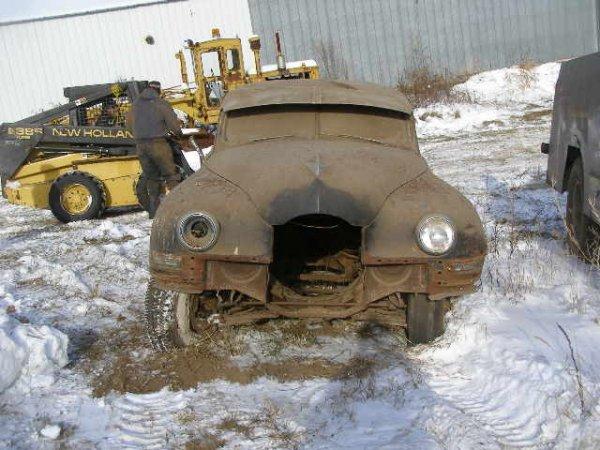 4W: 1948 Packard Club Sedan