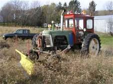 10W: oliver Super 88 Diesel Tractor