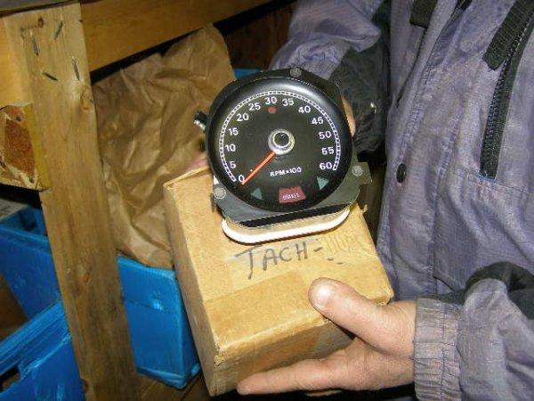 15M: NOS Ford Torino Tach