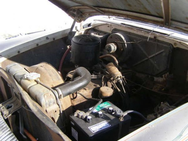8B: 1955 Plymouth Plaza 4dr Wagon - 8