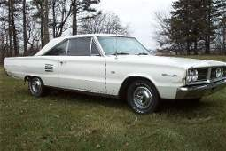 13B: 1966 Dodge  Coronet 500 2dr Hard Top