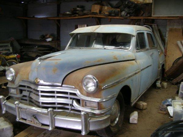 5J: 1949 Chrysler Windsor