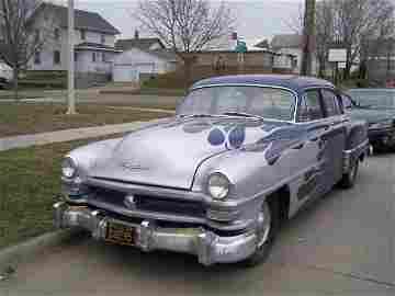 4F: 1950's Chrysler Custom