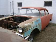 12F: 1957 Chevrolet 2dr Sedan