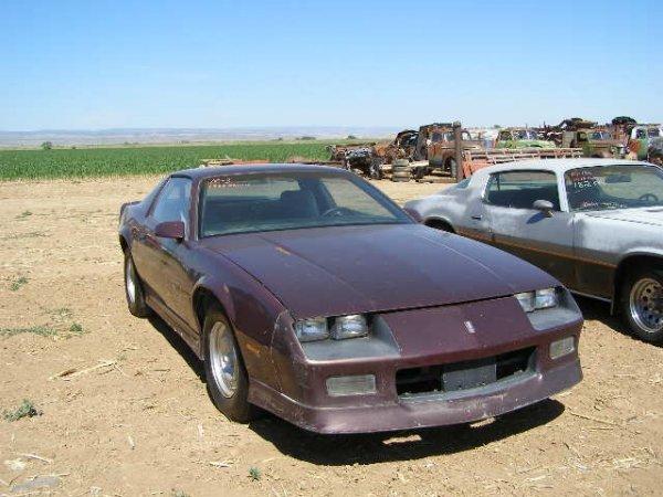 3M: 1982 Chevrolet Camaro
