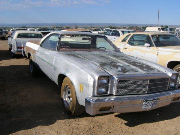 12T: 1975 Chevrolet El Camino