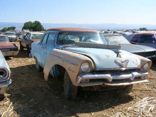 13T: 1955 Plymouth Savoy 2dr Sedan